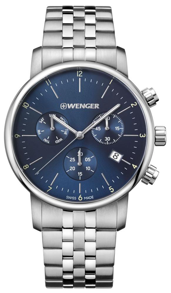 Wenger 01.1743.105 - zegarek męski