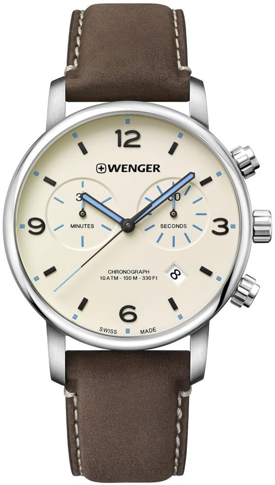 Wenger 01.1743.111 - zegarek męski