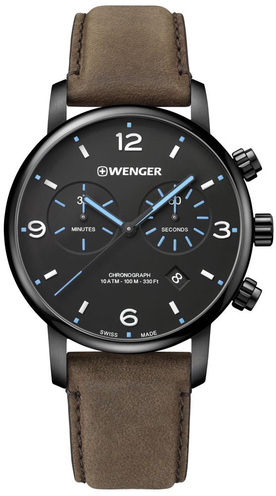 Wenger 01.1743.112 - zegarek męski