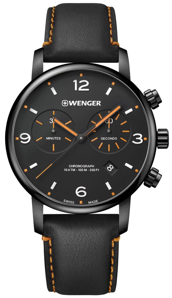 Wenger 01.1743.114 - zegarek męski
