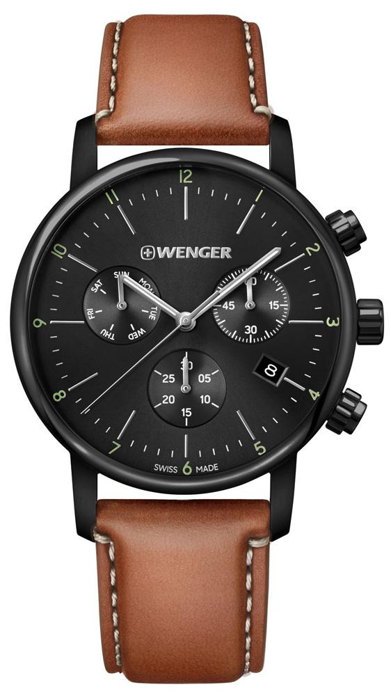 Wenger 01.1743.115 - zegarek męski