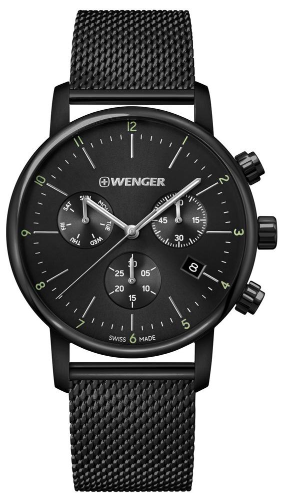 Wenger 01.1743.116 - zegarek męski