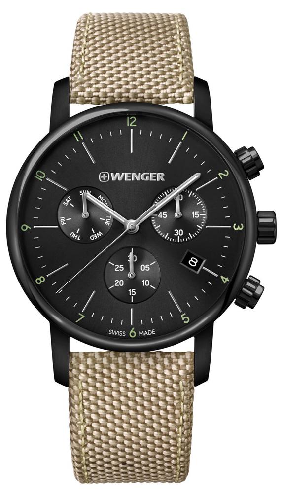 Wenger 01.1743.117 - zegarek męski