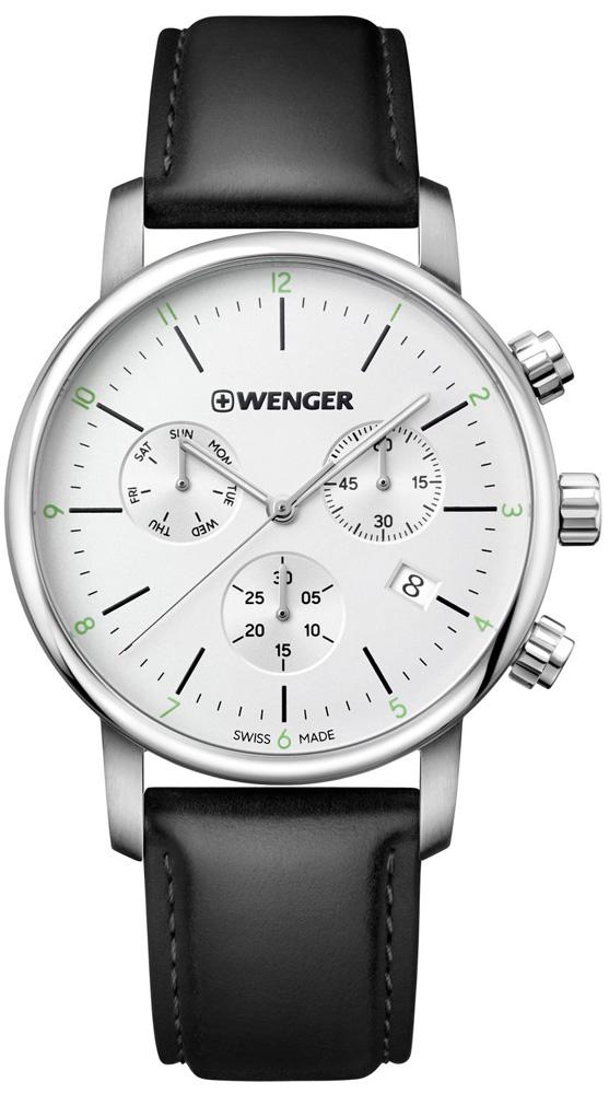 Wenger 01.1743.118 - zegarek męski