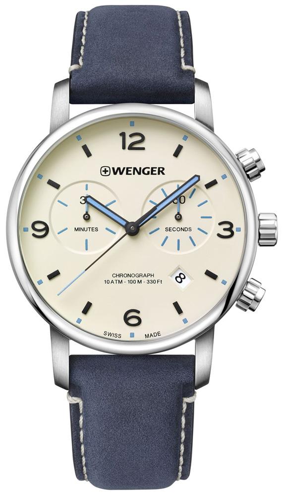 Wenger 01.1743.119 - zegarek męski