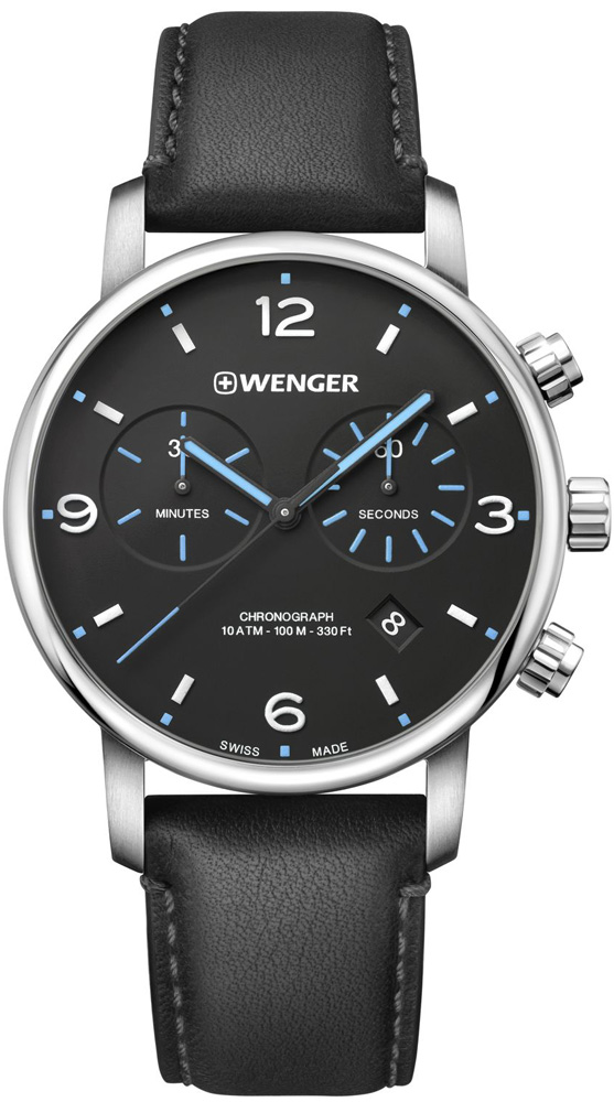 Wenger 01.1743.120 - zegarek męski