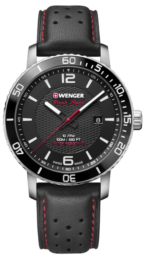 Wenger 01.1841.101 - zegarek męski