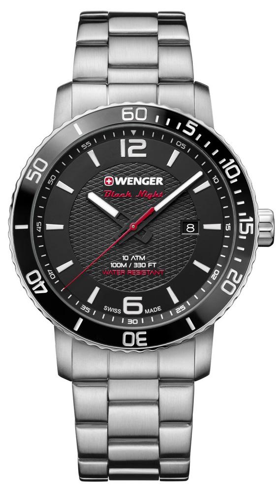 Wenger 01.1841.104 - zegarek męski