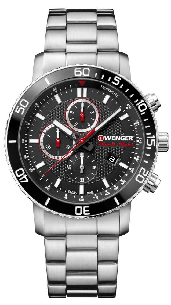 Wenger 01.1843.106 - zegarek męski