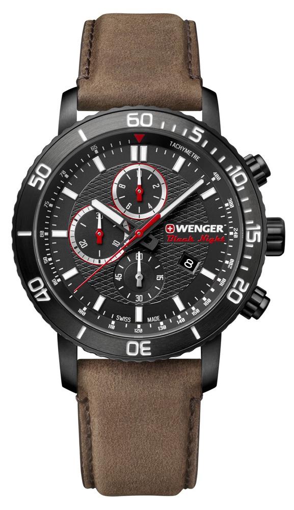Wenger 01.1843.107 - zegarek męski