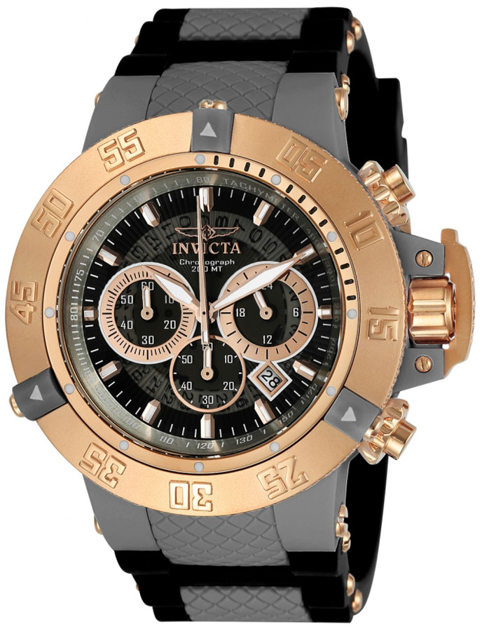 Invicta 0932 - zegarek męski