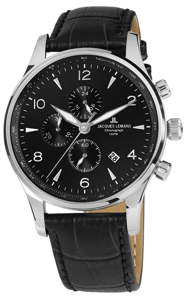 Jacques Lemans 1-1844ZA - zegarek męski