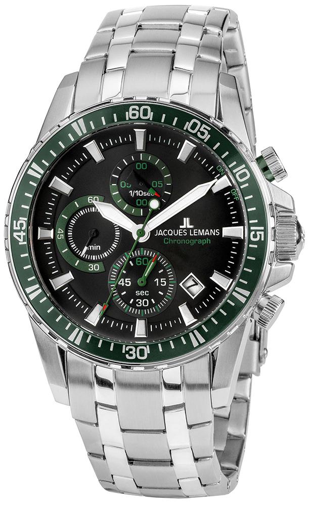 Jacques Lemans 1-2088F - zegarek męski