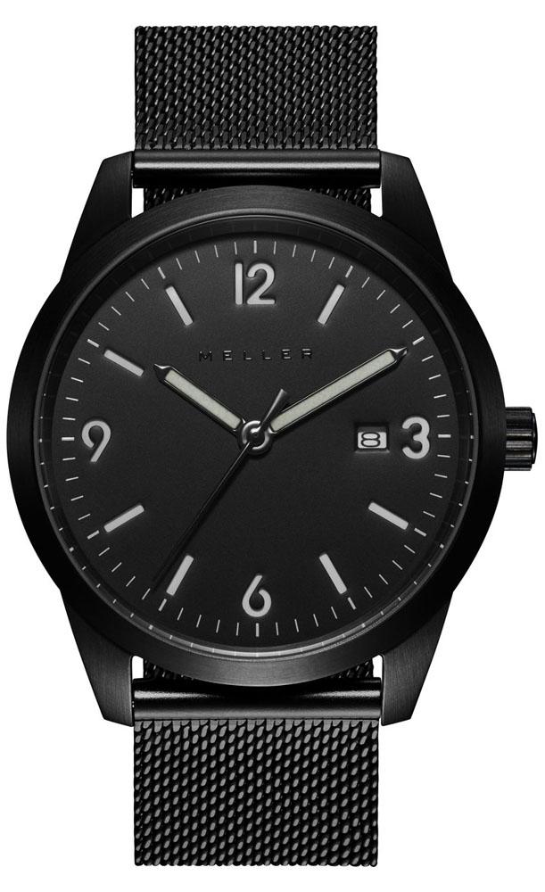 Meller 10NN-2BLACK - zegarek męski
