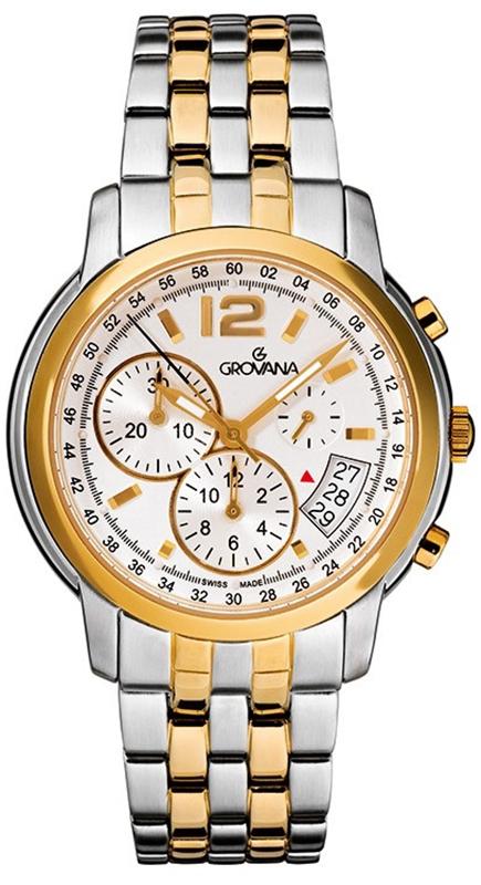 Grovana 1581.9142 - zegarek męski
