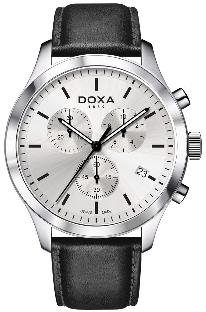Doxa 165.10.021.01 - zegarek męski