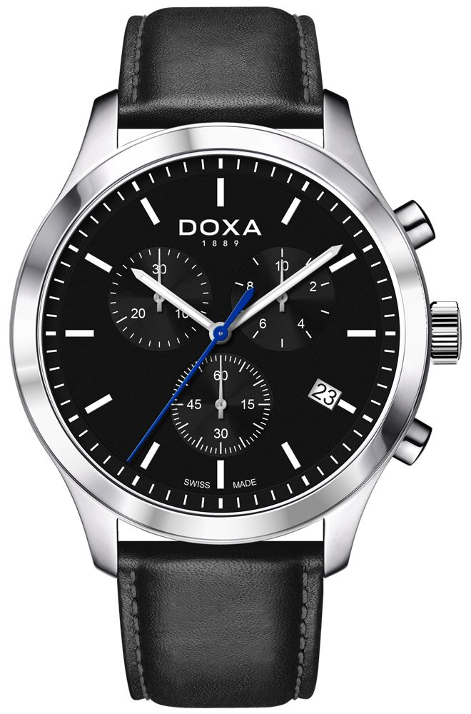 Doxa 165.10.101.01 - zegarek męski