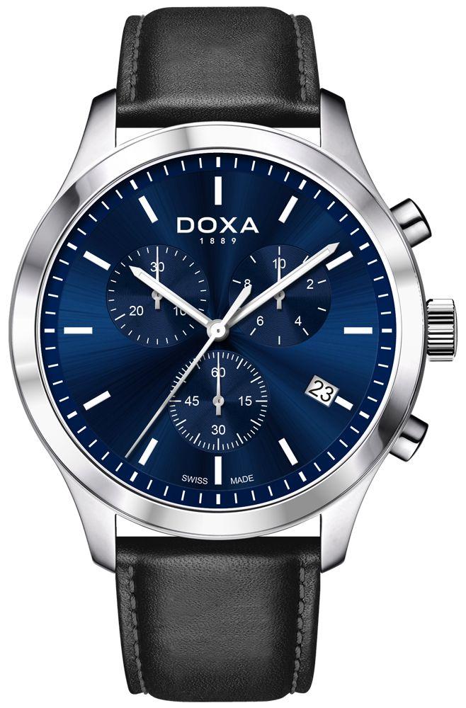 Doxa 165.10.201.01 - zegarek męski
