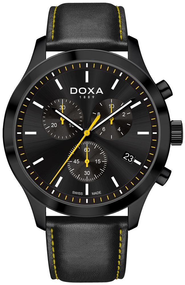 Doxa 165.70.081.01 - zegarek męski