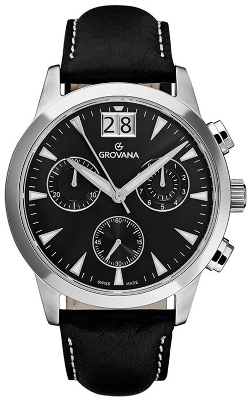 Grovana 1722.9537 - zegarek męski