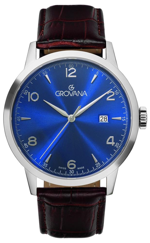 Grovana 2100.1535 - zegarek męski