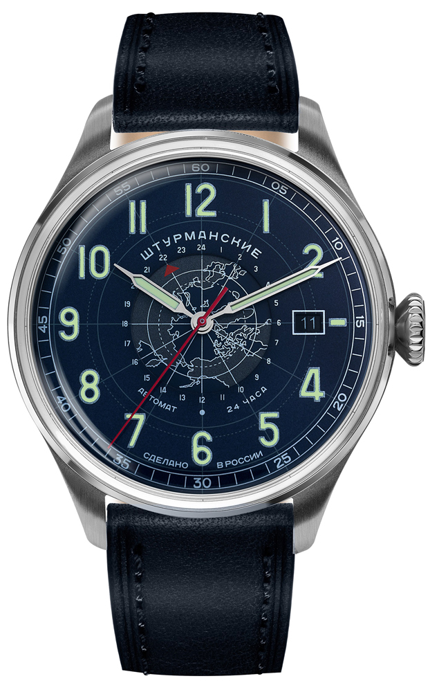 Sturmanskie 2432-6821352 - zegarek męski