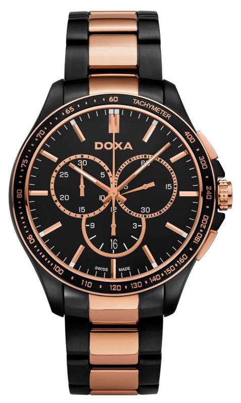 Doxa 287.70R.101.61 - zegarek męski