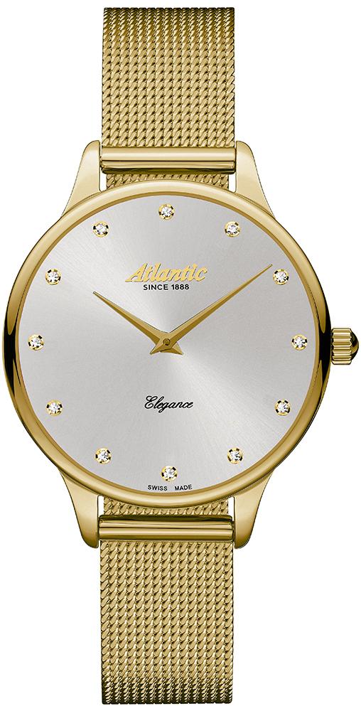 Atlantic 29038.45.27MB - zegarek damski