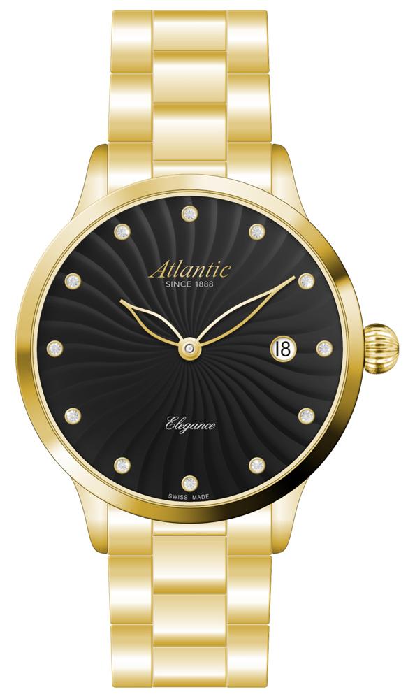 Atlantic 29142.45.67MB - zegarek damski