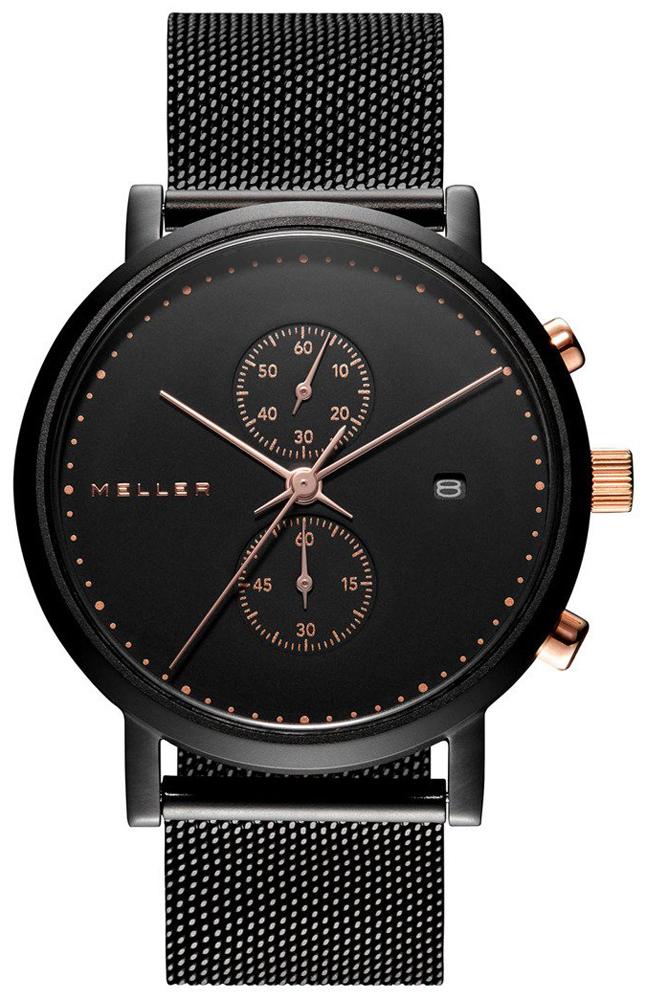 Meller 4NR-2BLACK - zegarek męski