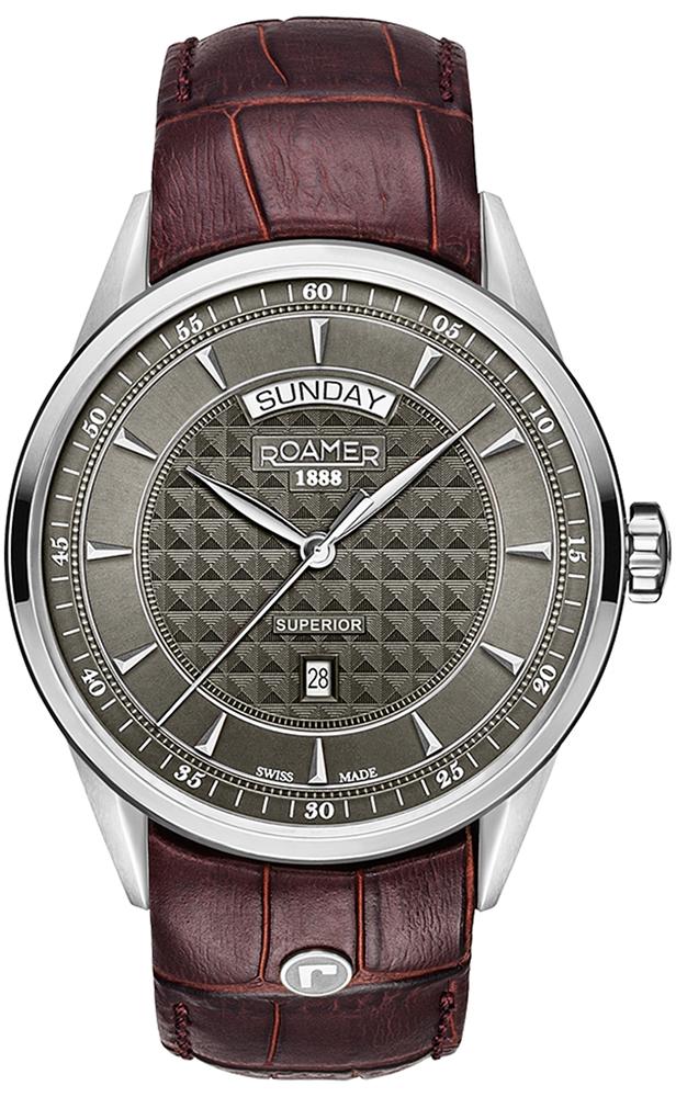 Roamer 508293 41 05 05 - zegarek męski