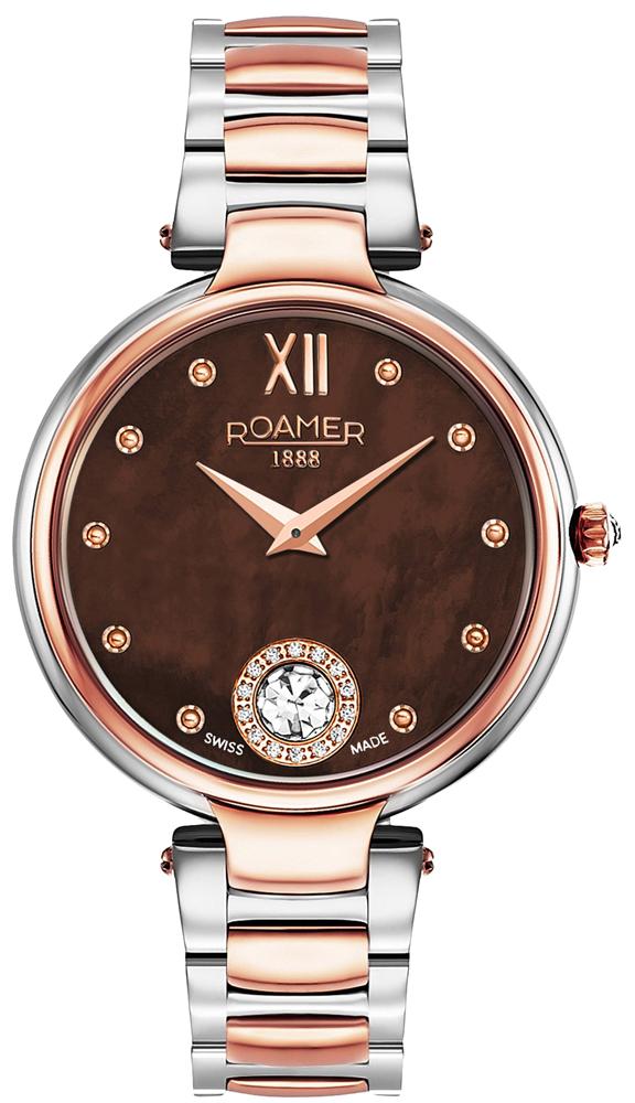 Roamer 600843 49 69 50 - zegarek damski