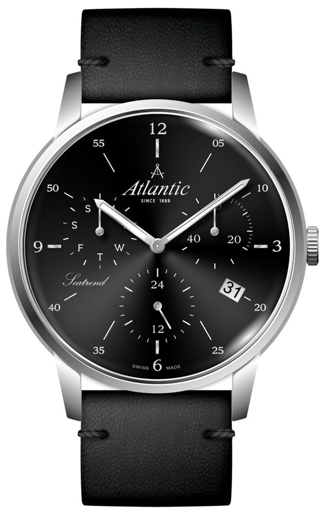 Atlantic 65550.41.65 - zegarek męski