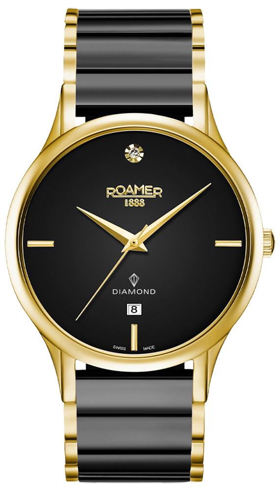 Roamer 657833 48 59 60 - zegarek męski