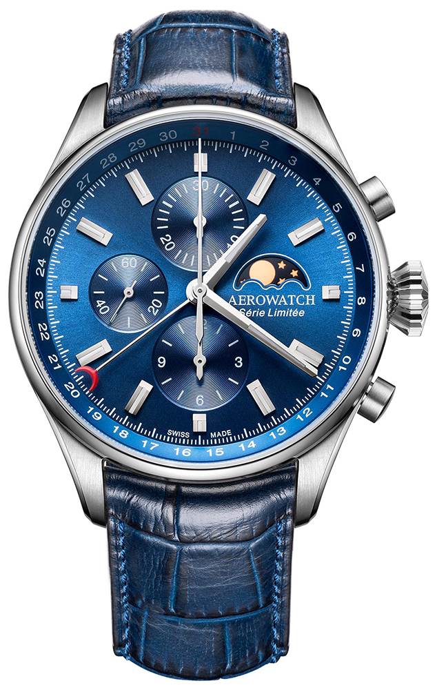 Aerowatch 69989-AA03 - zegarek męski