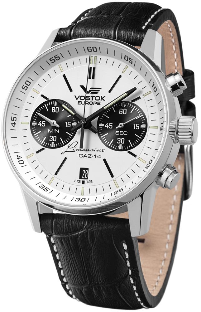 Vostok Europe 6S21-565A598 - zegarek męski