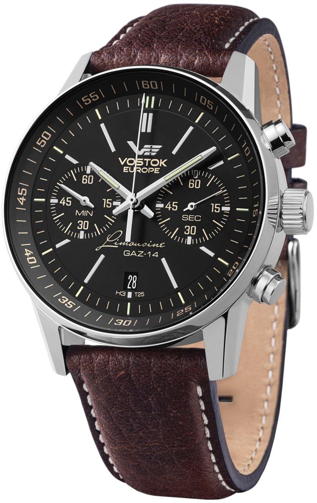 Vostok Europe 6S21-565A599 - zegarek męski