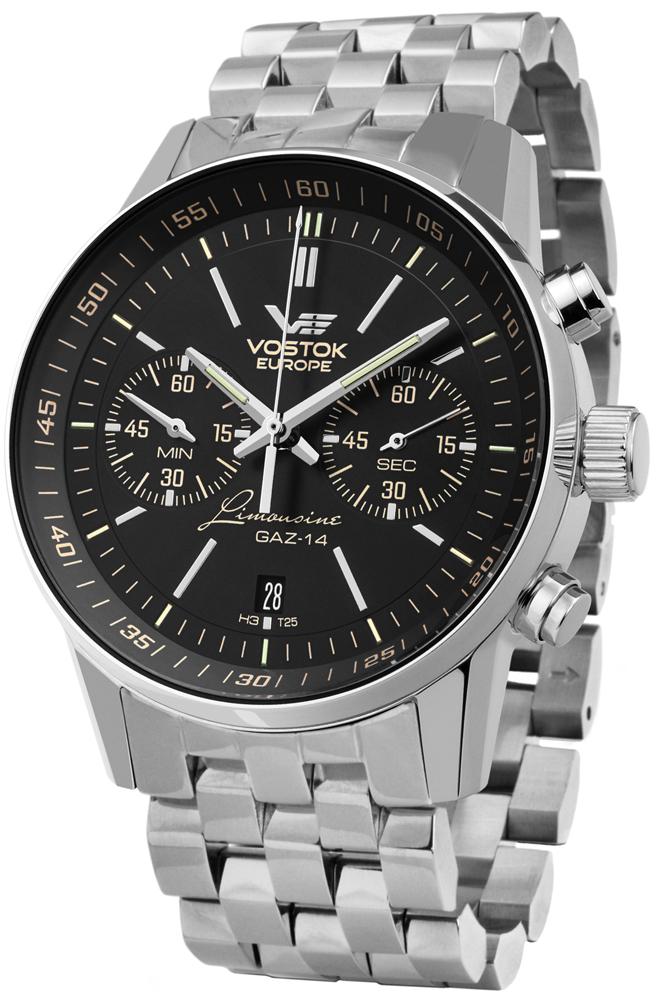 Vostok Europe 6S21-565A599B - zegarek męski