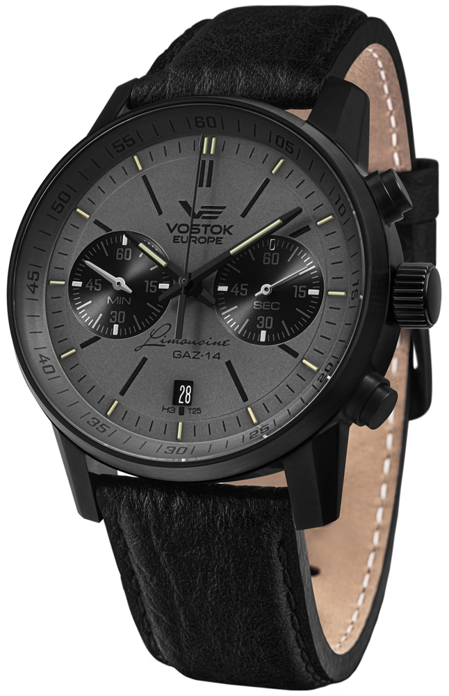 Vostok Europe 6S21-565C597 - zegarek męski