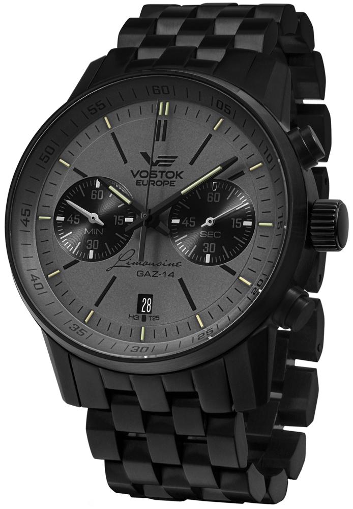 Vostok Europe 6S21-565C597B - zegarek męski