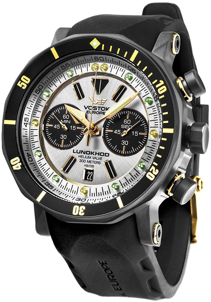 Vostok Europe 6S21-620E277 - zegarek męski
