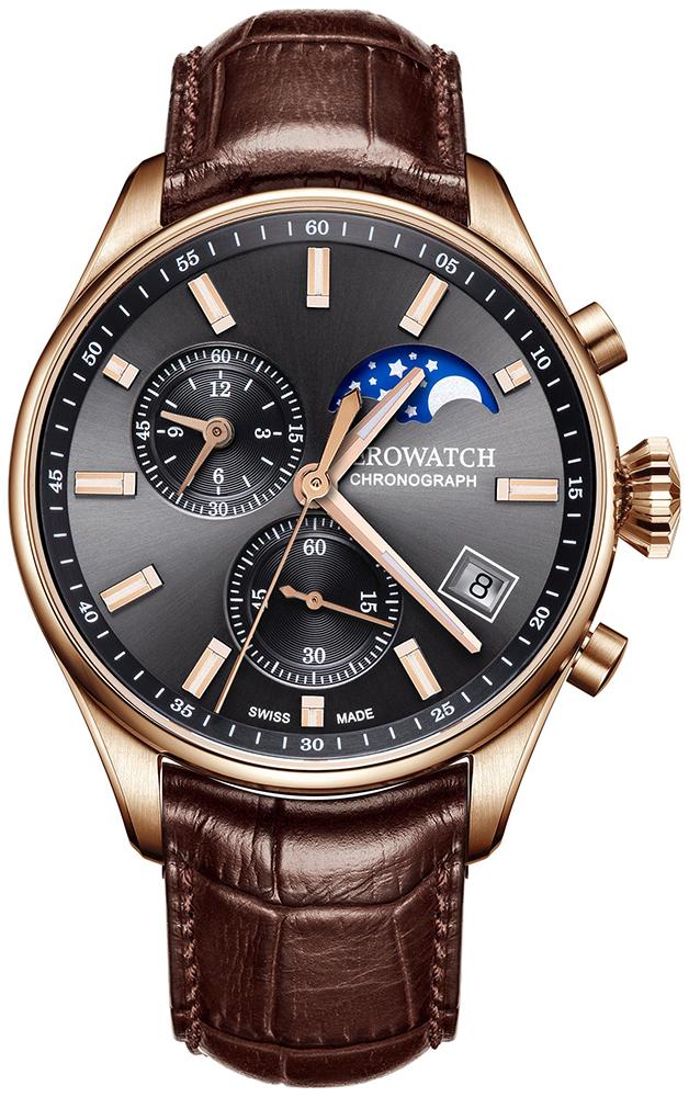 Aerowatch 78990-RO02 - zegarek męski