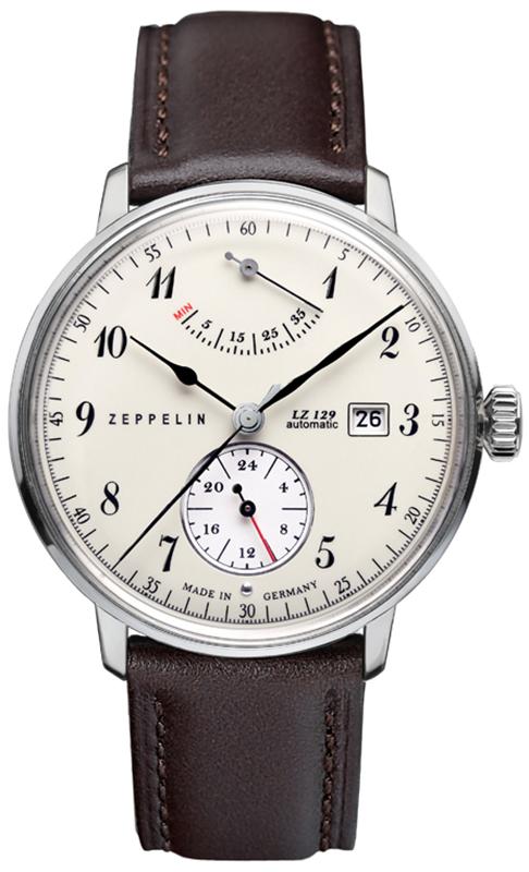 Zeppelin 8060-5 - zegarek męski