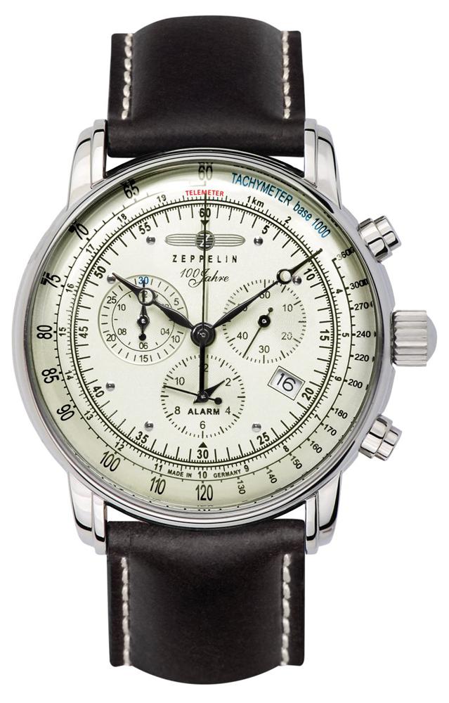 Zeppelin 8680-3 - zegarek męski