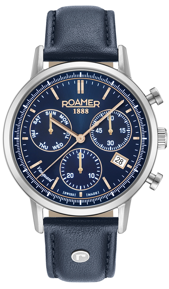 Roamer 975819 41 45 09 - zegarek męski