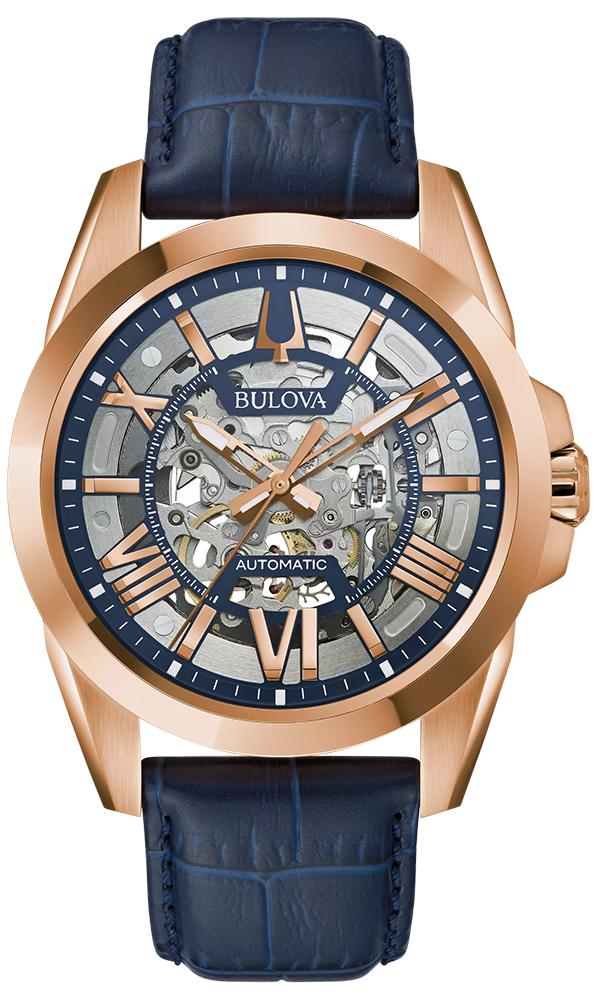 Bulova 97A161 - zegarek męski