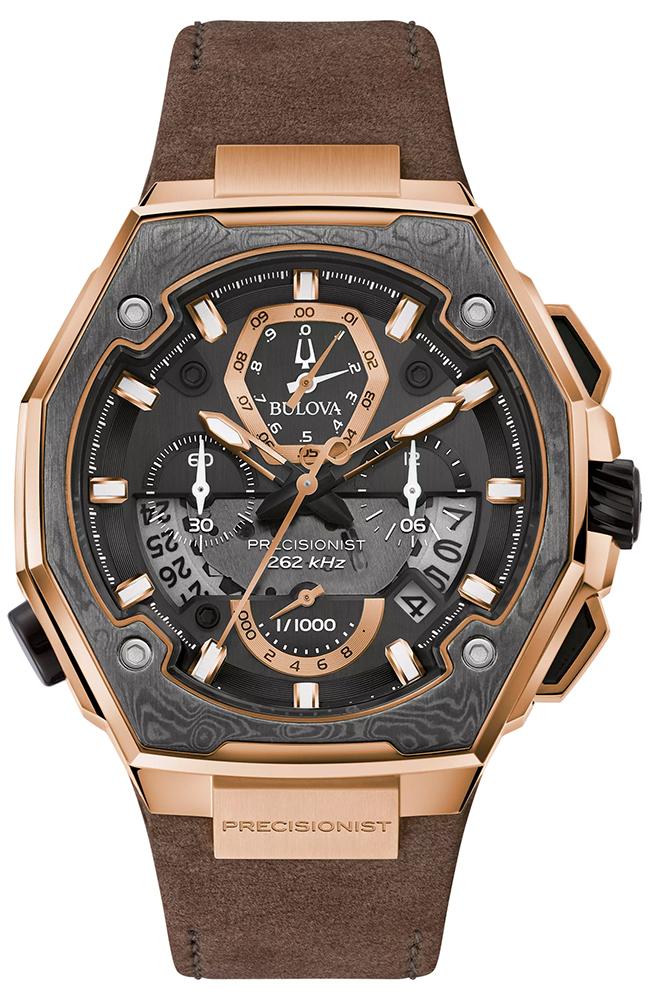 Bulova 98B356 - zegarek męski
