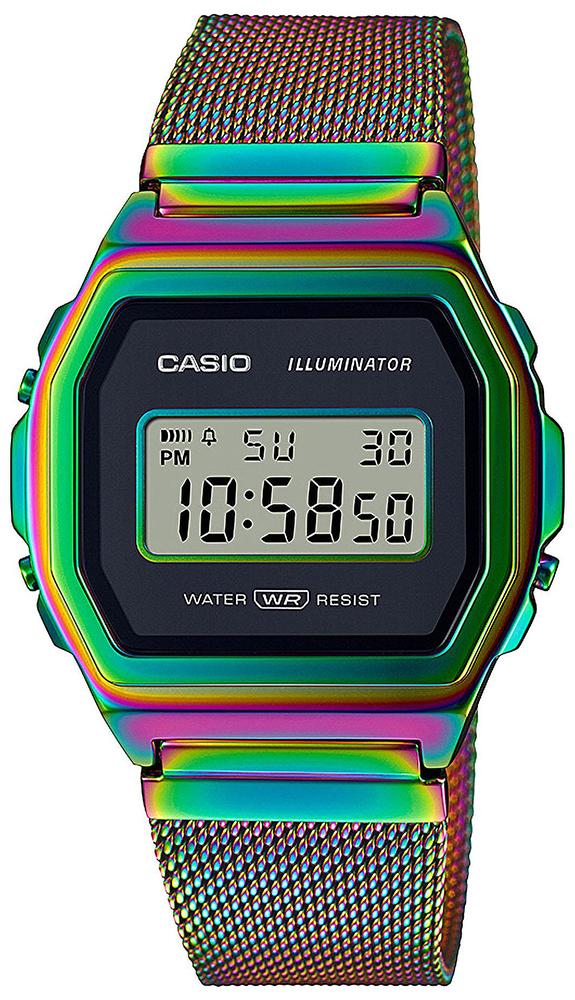 Casio A1000RBW-1ER - zegarek damski