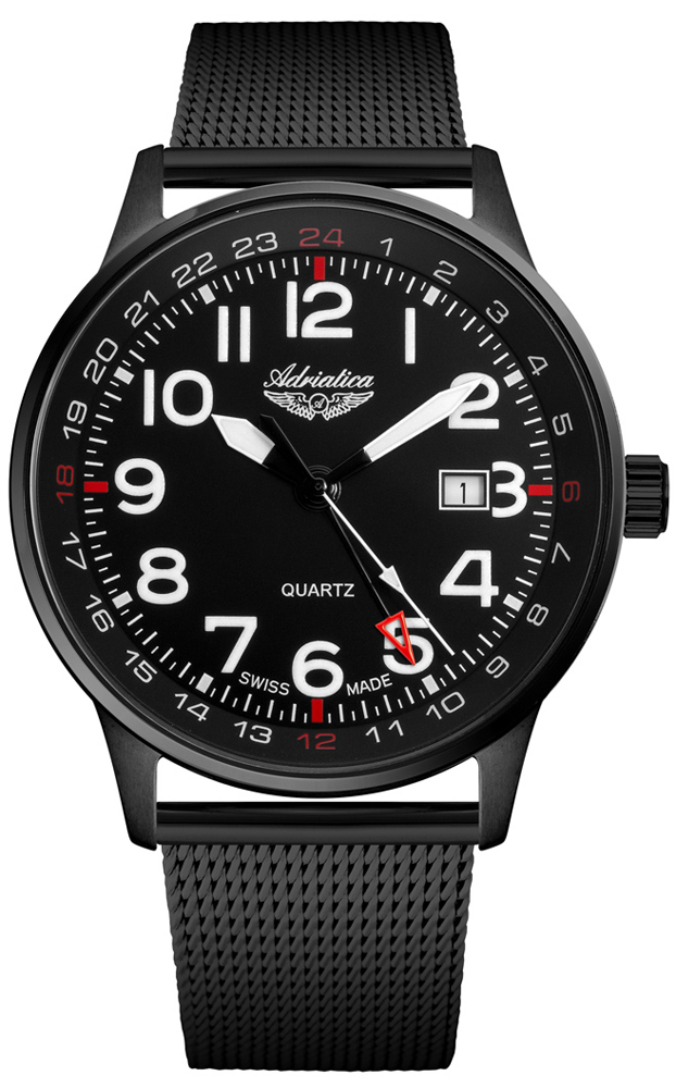Adriatica A1067.B124Q - zegarek męski