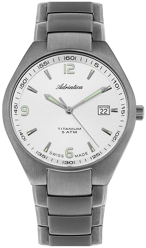 Adriatica A1069.4153Q - zegarek męski